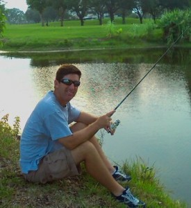 Florida Pond Fishing