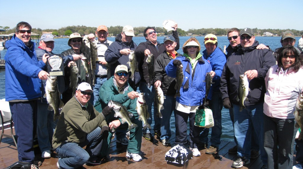 Group Fishing Trip, Corporate Fishing Trip or Family Fishing Trip